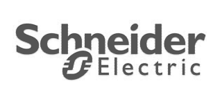 Schneider Electric inverter logo.